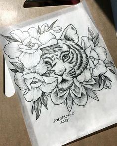 ✒ Sketcher: @sherstyuk.k #sketch #sketchtattoo #sketching #tattoo #tattooart #tattoodesign
