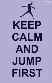 Ohh ohh I'll jump