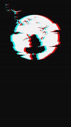Glitch Wallpaper, Naruto Wallpaper Iphone, Naruto And Sasuke Wallpaper, Wallpaper Animes, Cool Anime Wallpapers, Anime Wallpaper Live, Wallpaper Naruto Shippuden, Naruto Shippuden Anime, Naruto Art