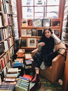 """triflingthing: """"good friends & little bookshops """""""