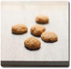 Pebernodder: biscotti danesi speziati con l'olio
