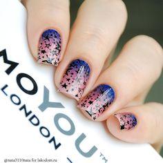 Пластина для стемпинга MoYou London Princess - купить с доставкой по Москве, CПб и всей России