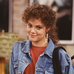 Rebecca Schaeffer (b. 1967 – d. 1989).   Actress.   My Sister Sam.   You were so sweet and kind.   #Longwood Elementary School   #William Henry Shaw HS