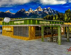 """Check out new work on my @Behance portfolio: """"cafe"""" http://be.net/gallery/43725537/cafe"""