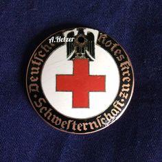 #drk Deutsches Rotes Kreuz #ww2 #schwesternschaft #faleristics #krankenschwester