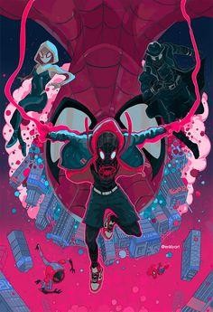 Marvel Art, Marvel Heroes, Marvel Characters, Marvel Avengers, Marvel Comics, Spider Gwen, Spiderman Art, Amazing Spiderman, Avengers