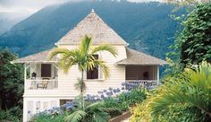 Strawberry Hill Cottages in Irish Town, St. Andrew, Jamaica