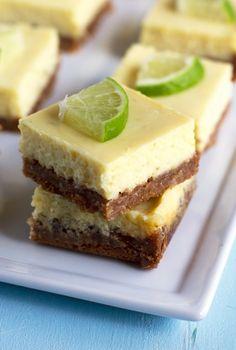 Key Lime Pie Bars Recipe | Little Spice Jar