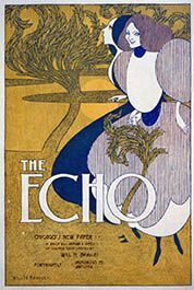 The Echo, 1895, click for larger image