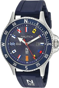 Solar Watch, Cocoa Beach, Blue And Silver, Watches, Stuff To Buy, Accessories, Amazon, Animal Kingdom, Flags