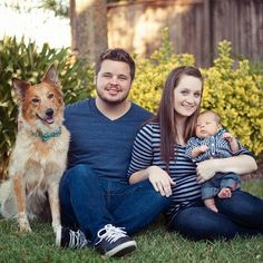 missy,Ollie,Bryan and karma!Such an amazing family!!#DailyBumps!
