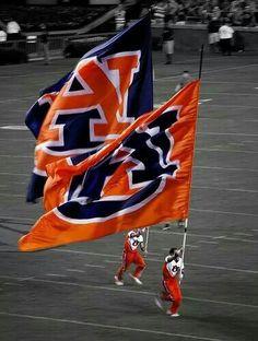 Auburn University GAMEDAY! WAR EAGLE!!!