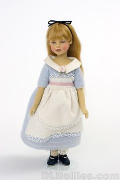 Alice doll by Maggie Iacono