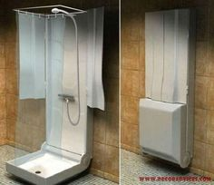 smart solutions for small bathroom  Decorating A Small Bathroom