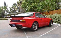porsche 944   THE STREET PEEP: 1983 Porsche 944