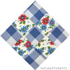 verykerryberry: Farmer's Wife 1930s Quilt Along Blocks 93 and 94, Starlight and…