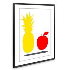 I have a pen. I have an apple uuh. Apple pen! I have a pen. I have a pineapple uuh. Pineapple pen! Apple pen. Pineapple pen uuh. Pen-Pineapple-Apple-Pen!  ••WHAT YOU WILL GET•• ▶Five High resolution (300DPI) JPEG files ▶Sizes: 4X6, 5X7, 8X10, 11X14 and 16x20 ▶Instant download your files directly from etsy, or from the download link that is sent via email. ▶The colors may vary depending on your screen and the printer.   PLEASE NOTE, THIS IS A DIGITAL DOWNLOAD ONLY. NO PRINTED MATERIALS OR…