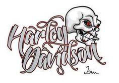 Harley-Davidson Stencil Patterns - Bing Images