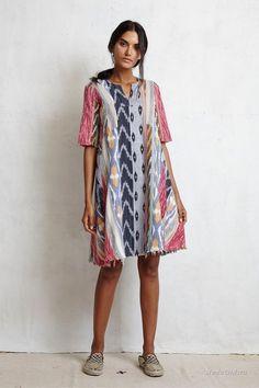 Женская мода: Warm, весна-лето 2017