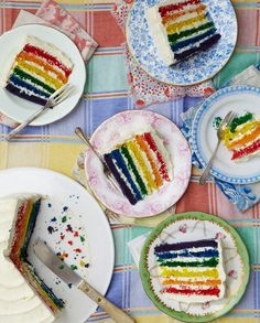 Super-Impressive (Yet so Easy!) Birthday Cakes Everyone Will Love | Shine Food - Yahoo! Shine- multi cake recipes