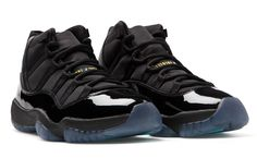 An Air Jordan XI has released right around Christmas every year since This year will be the first time in that stretch a new colorway is introduced, as the 'Gamma Blue' Jordan 11 at long last makes its retail … Continue reading → New Retro Jordans, Blue Jordans, Air Jordans, Nike Air Jordan Retro, Air Jordan Shoes, Jordan 11 Low Top, Most Popular Nike Shoes, Popular Sneakers, Jordan 11 Gamma Blue