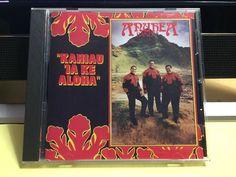 VERY RARE Hawaiian CD Anuhea Band Kahiau 'Ia Ke Aloha 1993 Pa'i Records AK47-1CD #HawaiiPacificIslands
