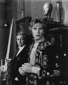 Helmut Berger in Dorian Gray directed by Massimo Dallamano, 1970