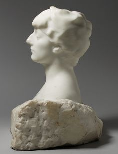 Auguste Rodin (French, 1840–1917). Madame X, ca. 1907. The Metropolitan Museum of Art, New York. Gift of Thomas F. Ryan, 1910 (11.173.6) #noses #Connections