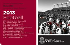 University of South Carolina student tickets for the 2013 Gamecock Football season will be allocated on a weekly basis. Click to view additional information.