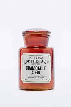 Paddywax - Candle with chamomile and fig - Urban Outfitters