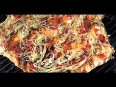 ▶ Pizza a la Parrilla - YouTube