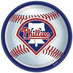 Phillies plate