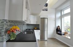 Couple Living in 500-Square-Foot Small House By Smallworks Studios