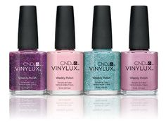 CND Vinylux Aurora Holiday 2015 Collection (Choose Color)