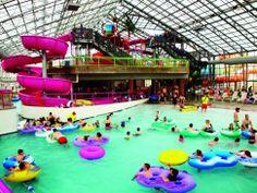 Indoor Water Park - Clinton, Oklahoma