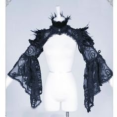 Steampunk Corset Laced Coat | Black Alternative Gothic Steampunk Emo Scene Clothing Accessories ...