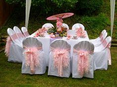 Enchanted Garden Fairy Tea Party