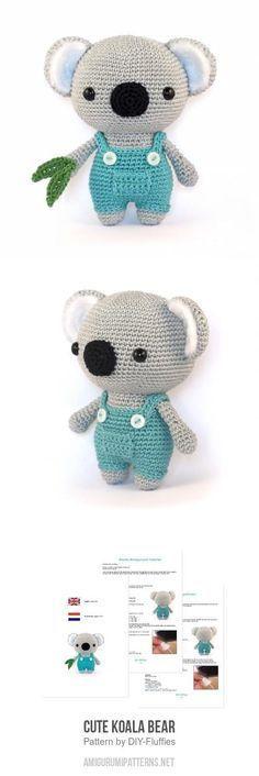 Mesmerizing Crochet an Amigurumi Rabbit Ideas. Lovely Crochet an Amigurumi Rabbit Ideas. Mini Amigurumi, Crochet Animal Amigurumi, Crochet Amigurumi Free Patterns, Crochet Animals, Amigurumi Doll, Crochet Dolls, Crochet Crafts, Crochet Projects, Knitting Patterns