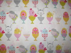 Hey, I found this really awesome Etsy listing at https://www.etsy.com/listing/125133630/easter-fabric-chicks-lambs-bunny-in-egg