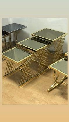 Elita end table – Artofit Kitchen Table Legs, Metal Table Legs, Dining Table Legs, Dining Table Design, Iron Furniture, Steel Furniture, Industrial Furniture, Table Furniture, Corner Table Designs