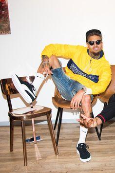 Chris Brown @YonnaCBreezy