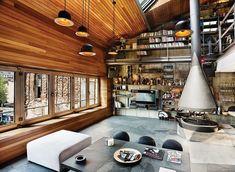 Karakoy Loft by Ofist | HomeAdore