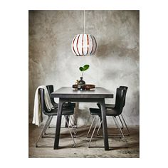 1000 images about home far away dining room on for Chaise bernhard ikea
