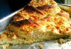 Na Cozinha da Margô: Pão Pizza de Frango