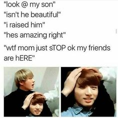 Jinkook! Kookie is such a baby even if he says he's 'manly' AHAHA! ❤ #BTS #방탄소년단