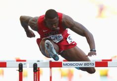 """DAVID OLIVER: USA Track & Field Olympian. Competes in the 110m hurdles outdoor & the 60 meter hurdles event indoor.  Won a bronze medal in 2008 Summer Games & won World Championships in 2013 in 110m hurdles. """"I feel this is a product that I will use extensively. This program is an excellent opportunity to promote my brand with a clean product. This is a cutting edge company that is offering something I've never seen when it comes to sponsorship."""" #poweredbybits #teambits"""