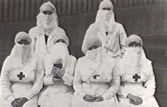 The 1918 influenza pandemic.