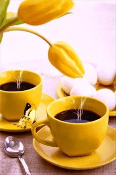 Foto com animação morgen sprüche, guten morgen kaffee gif, guten morgen spruch, kaffee Coffee Gif, Coffee Images, I Love Coffee, Coffee Quotes, Coffee Break, Black Coffee, Gif Café, Good Morning Coffee, Good Morning Gif