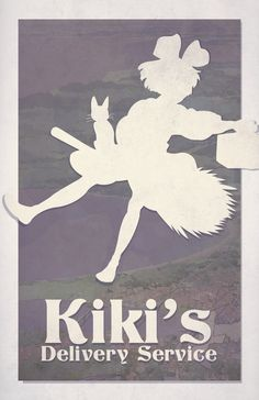 Kiki's Delivery Service by ~Avrid on deviantART