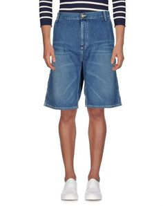 CARHARTT Men's Denim bermudas Blue 36 jeans